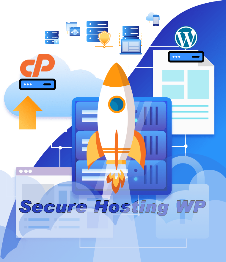 Secure Hosting WP